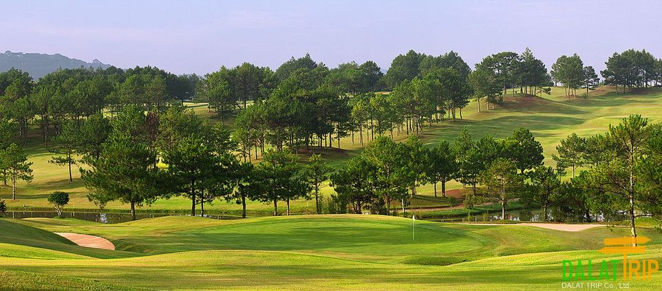Dalat Palace Golf Package