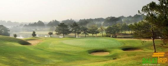 Du Parc Dalat Golf Package