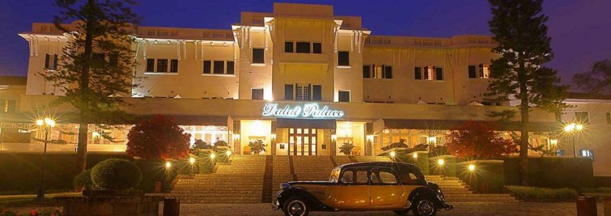 Dalat Palace Hotel Golf Package