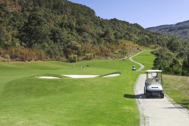 Hành trình chơi golf tại sân Đà Lạt 1200