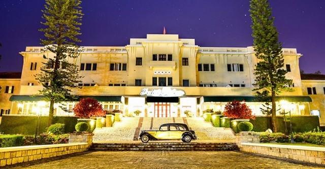 Khách sạn Đà Lạt Palace Luxury - trọn gói golf