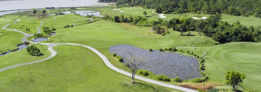 Sân golf Đà Lạt 1200 nổi bậc