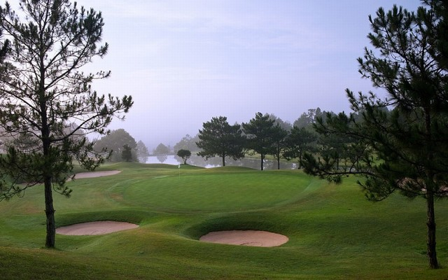 The golf course with hidden charm