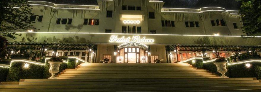Trọn gói golf khách sạn Đà Lạt Palace