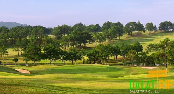 Dalat Palace Golf Course