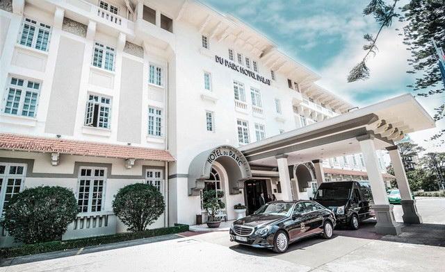 Khách sạn Du Parc Đà Lạt - trọn gói folf