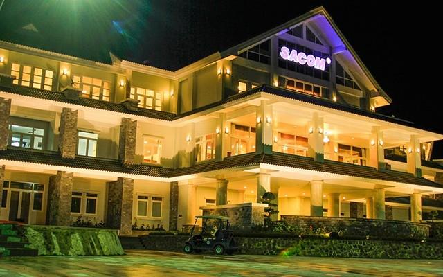 Khách sạn câu lạc bộ SAM - trọn gói golf