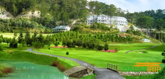 Sacom Tuyen Lam Resort - Golf Package