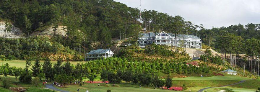 Trọn gói golf khách sạn câu lạc bộ SAM