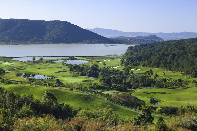 The Dalat at 1200 Golf Course